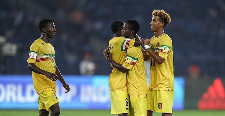 2017 FIFA U17 World Cup: Mali Cruise Into Round Of 16
