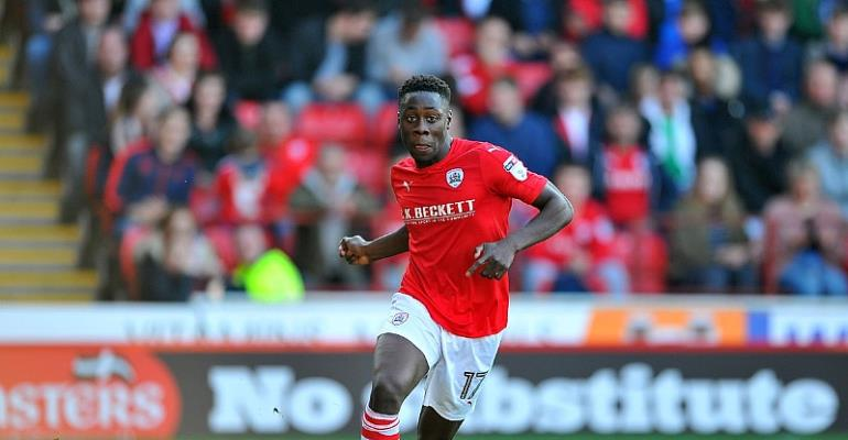 Andy Yiadom Set To Return For Barnsley Against Middlesbrough On Saturday