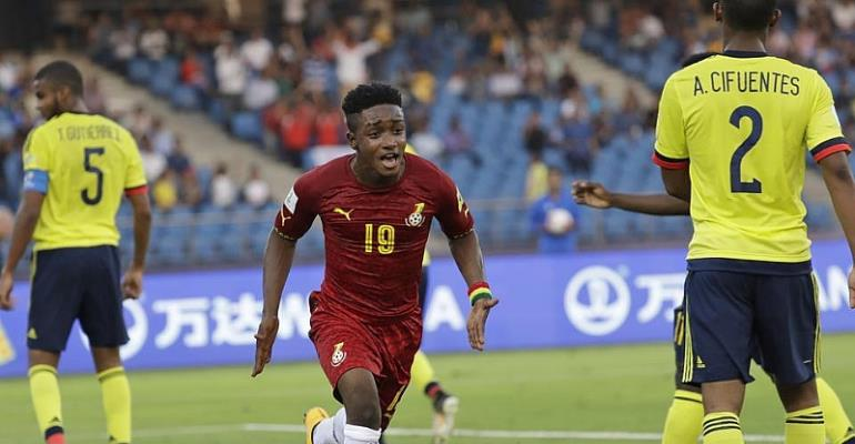 FIFA U17 World Cup: Sadiq Ibrahim To Miss Black Starlets Round Of 16 Clash