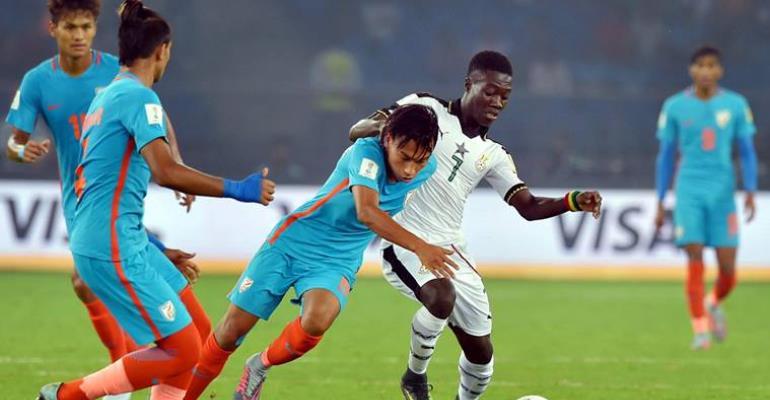 FIFA U-17 World Cup: PFAG Congratulates Black Starlets