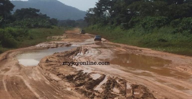 Residents Of Jasikan-Hohoe To Demonstrate Over Deplorable Eastern Corridor Roads
