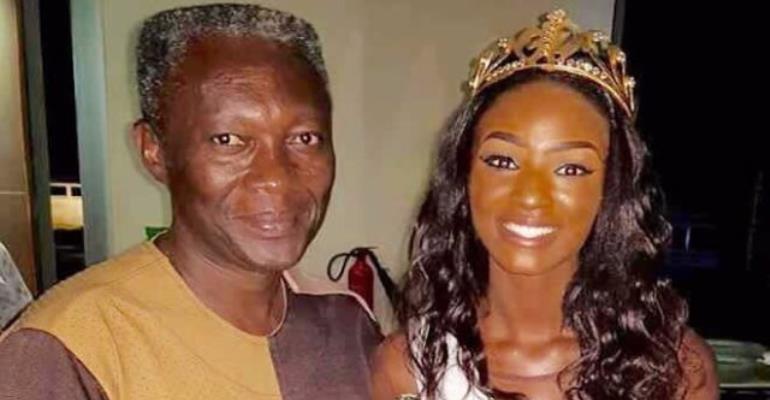 Miss Ghana 2017, Margaret Dery Urged To Promote Upper West Region