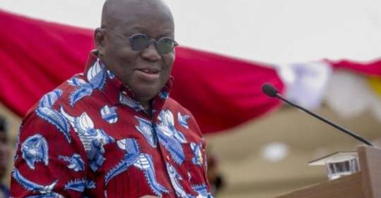 Order From Above: Speed Up Construction Of Bolgatanga-Bawku Road