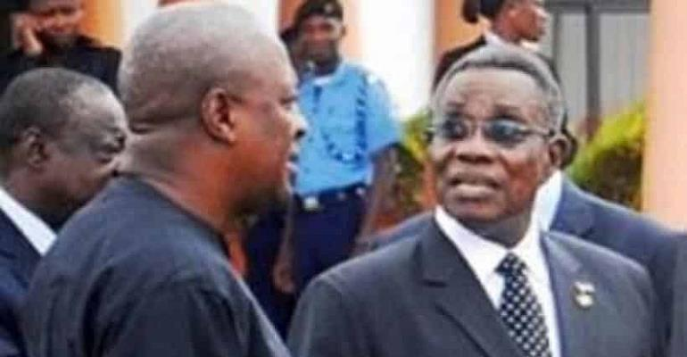 No President Can Succeed On Mills And Mahama's Errors Of Judgment