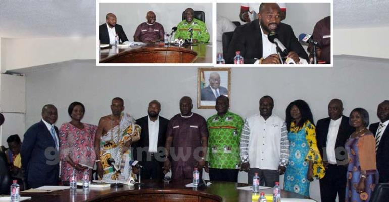 Trade Fair Inaugurates Board Of Directors