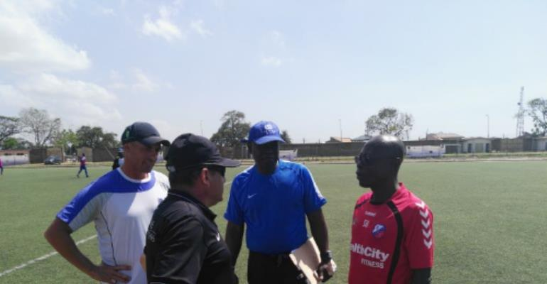 GFA Technical Director Lauds Aspire Football Dreams