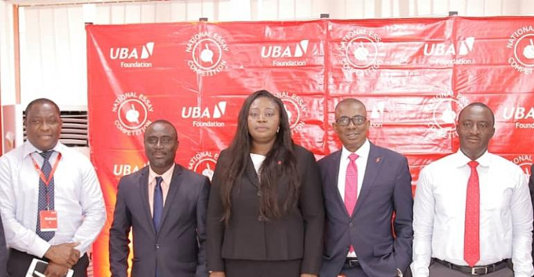 UBA Targets 10,000 Students For 2018 National Essay Competition