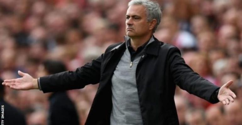 I Will Not Finish My Career At Man. Utd – Mourinho