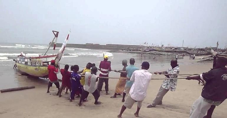 Declining Fish Stock Frustrating James Town Fishermen