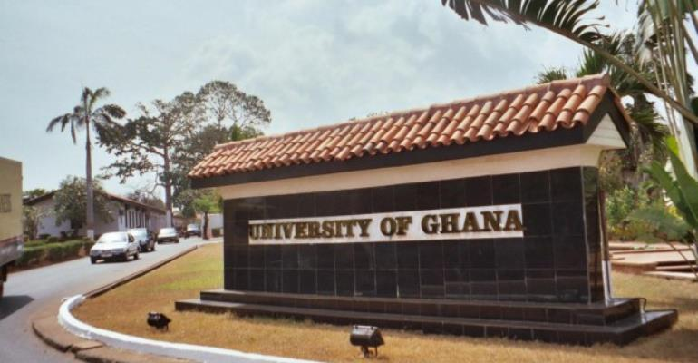 The White Elephant At The University Of Ghana