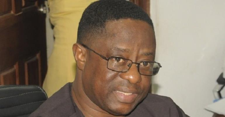 John Peter Amewu is the Energy Minister