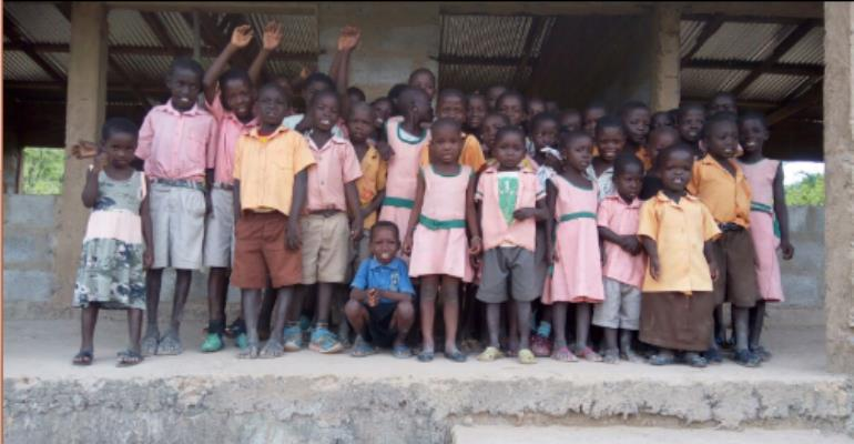 E/R: Bormase- Siblinor; Where Children Start School Only At Age 9
