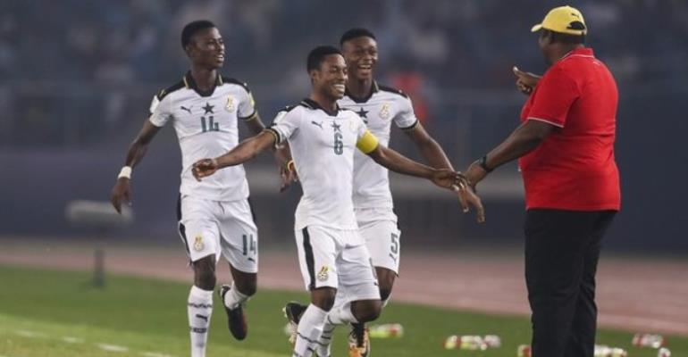 Ghana joins Mali in the quarterfinals
