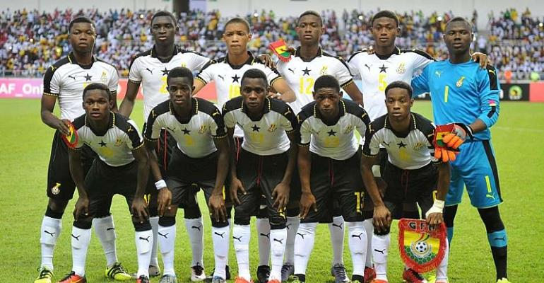 Ghana seal quarter-final date with Mali