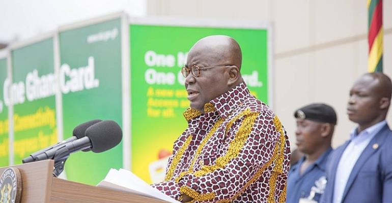 Ghana's Digital Property Address System Launched