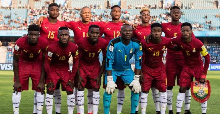 Ghana Black Starlets Reach U-17 World Cup Quarters