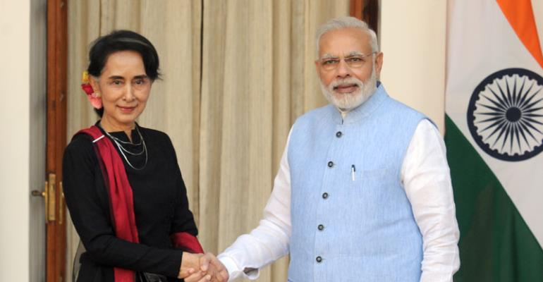 India, Burma Agree For Border Security Coordination