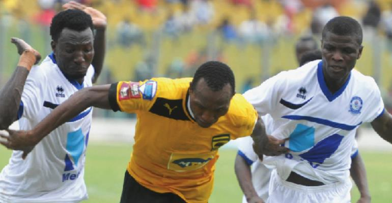 Dan Quaye Call On Normalisation Committee To Come To The Aid Of GPL Players