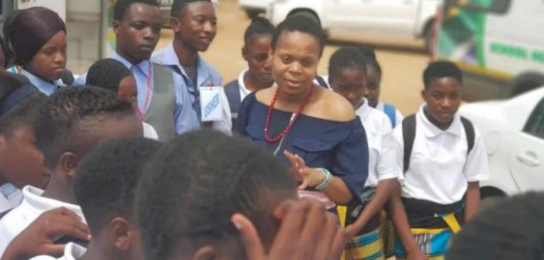 36 pupils pregnant, 31 between the ages of nine and 19 living with HIV