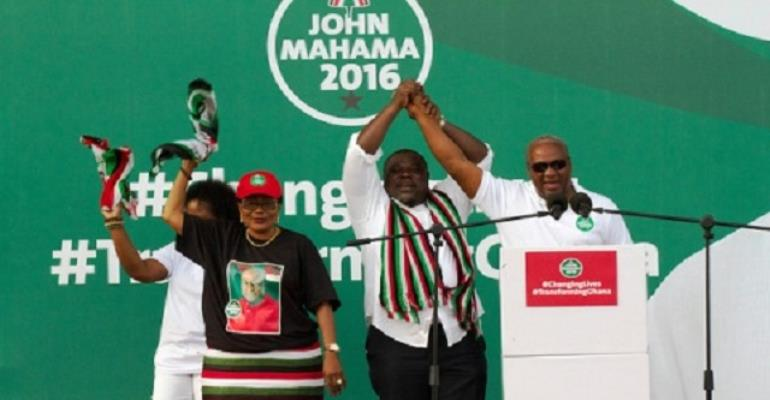 BAWUMIA IS 'MUTUM BANZA' -NDC launches blistering attacks on NPP Veep