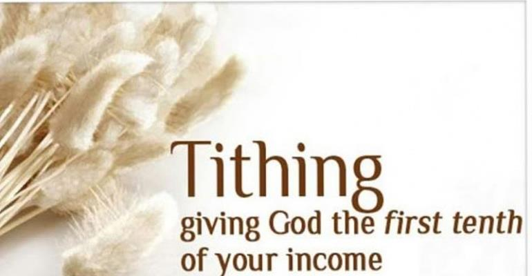 A Response to Chris Ojigbani's article Tithe paying is Certainly a Sin