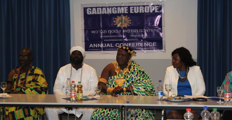 GaDangme Europe 13th AGM In Düsseldorf, Germany With Comprehensive Aims For The Greater Accra Region