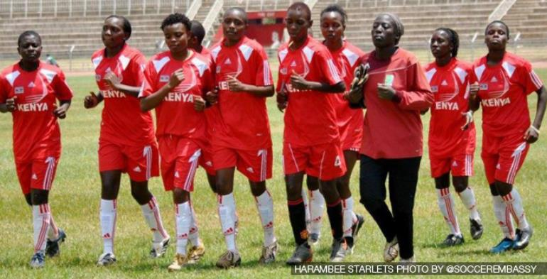 2018 AWCON: Kenya Names 32 Players In Provisional Squad