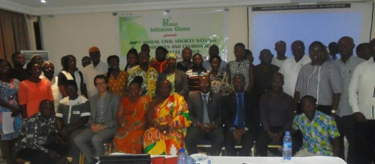 KASA Initiative Holds Annual Environmental Review