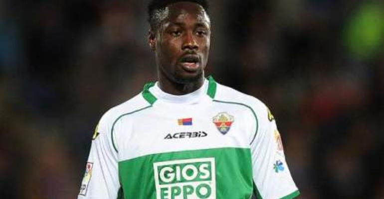 Richmond Boakye-Yiadom: Ghanaian striker rushed to hospital after collapsing in Serie B
