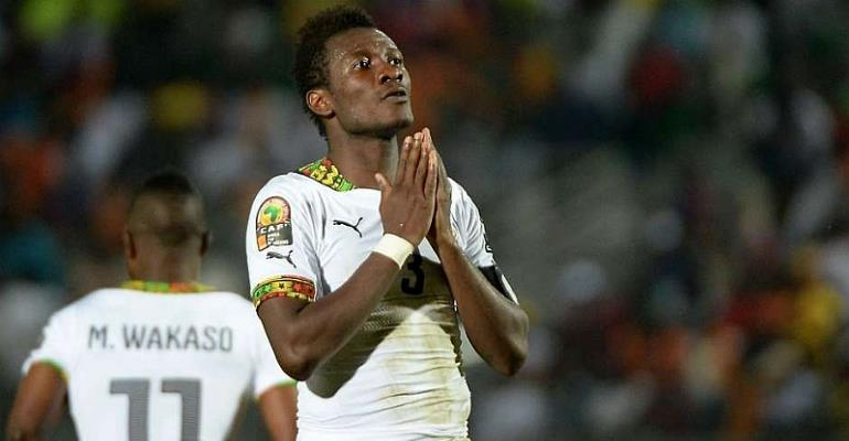 Asamoah Gyan Files For Divorce; Dating Buju Banton's Ex Wife