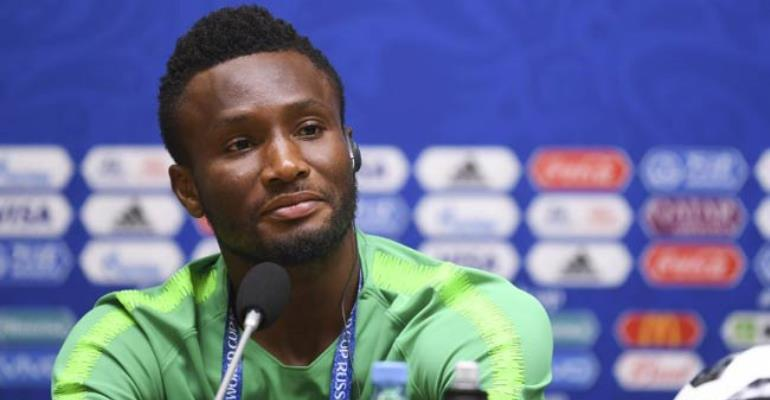 Mikel Obi To Miss Nigeria's AFCON Qualifier Against South Africa