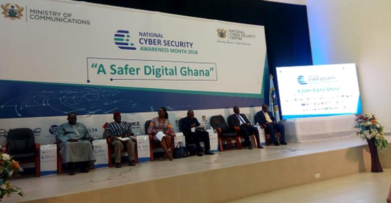 Cyber Safety High On Government's Agenda
