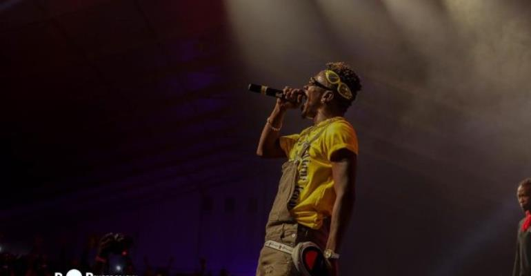 Shatta Wale, Olamide, Others Thrill @ BF Suma Concert