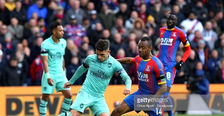 Crystal Palace Deserved All Three Points Against Arsenal - Jordan Ayew