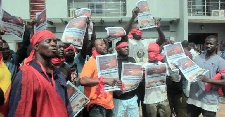 GUTA Shakes Off Xenophobia Tag