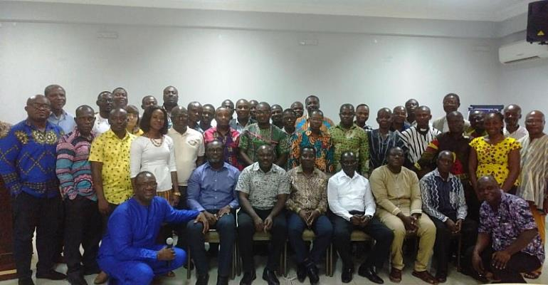 SNV Ghana leads national dialogue on Cocoa Agroforestry Systems