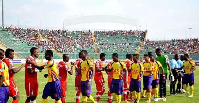 Hearts, Kotoko Games Were The Easiest To Officiate - Referee Alex Quartey