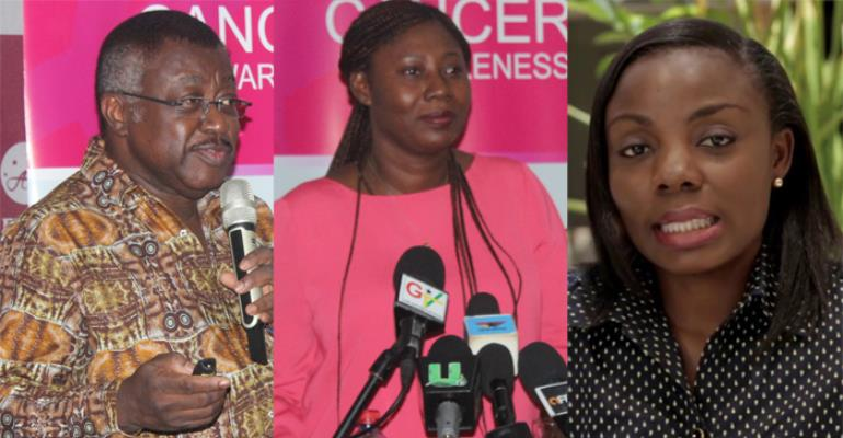 Nearly  300 screened for breast cancer