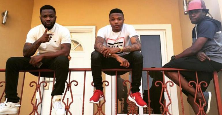"""R2Bees Drops Another Jam """"Supa"""" With Wizkid"""