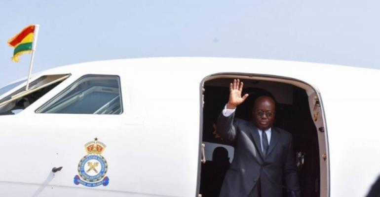 ASEPA Warns Akufo-Addo Against Purchasing New Presidential Jet