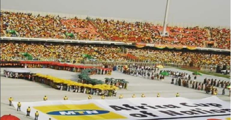Ghana To Host 2038 FIFA World Cup?