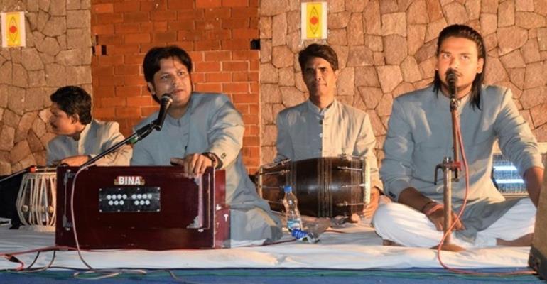 Mehfil-e-Sufiana at IMT Hyderabad