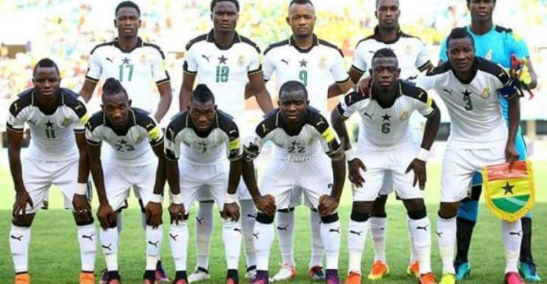 Protest Uganda draw - Gyan to GFA