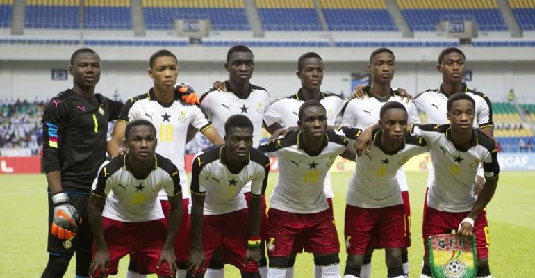 Ghana beat Colombia in Federation Internationale de Football Association  U-17 World Cup opener