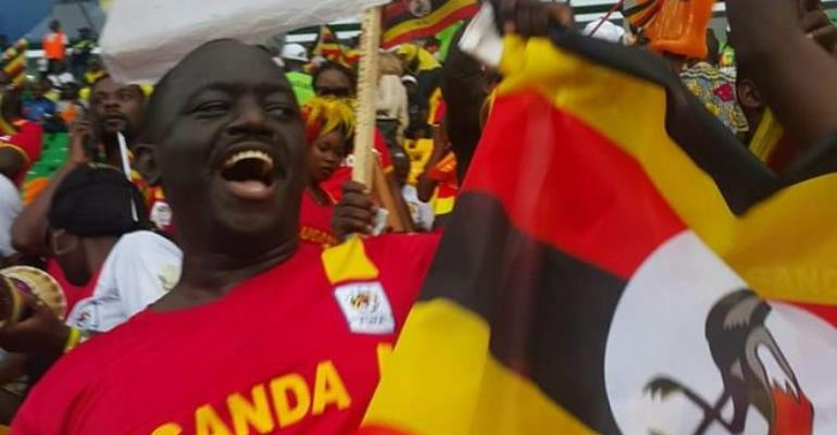 Uganda vs Ghana (2018 World Cup qualifier)