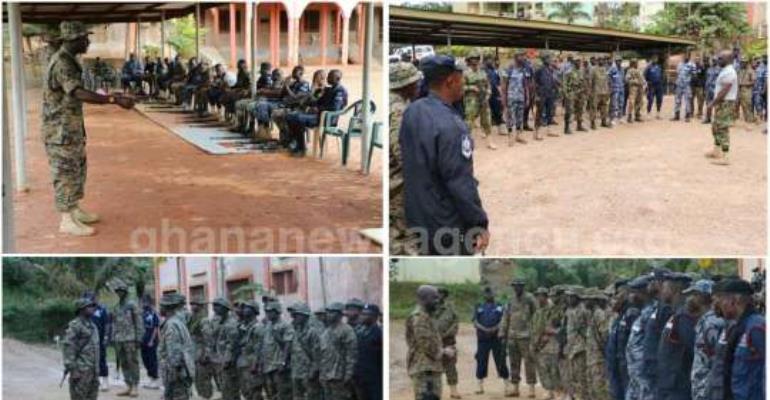 Taskforce Operation Vanguard Urged To Help Rid Ghana Of Galamsey