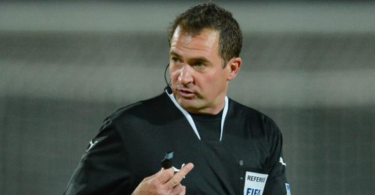 Angry Ghanaians Want South African Referee Banned