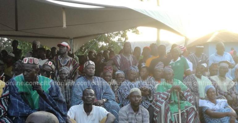 Yagbonwura Commends Akufo-Addo For His Leadership So far