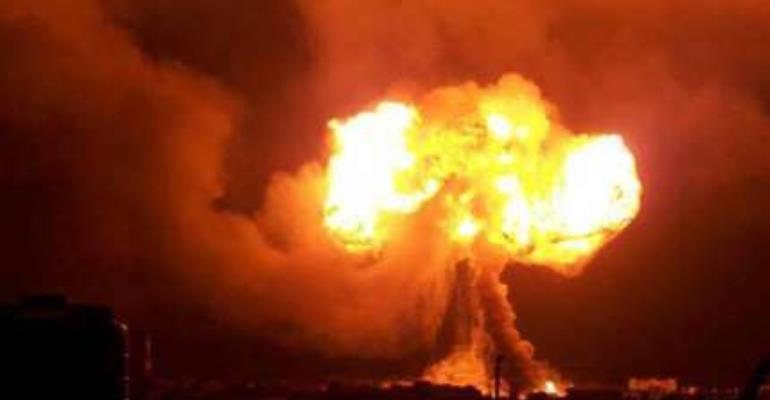 Stay Calm, Police Says They Are In Control Of Atomic Junction Gas Explosion