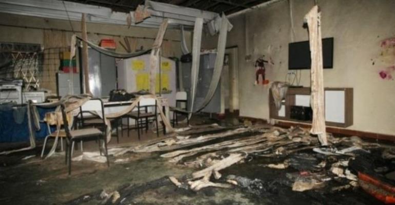 Man Sets Nursery Children, Teacher On Fire